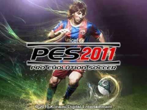 Pro Evolution Soccer 2011 2010 PC скачать торрент бесплатно. скачать анимац