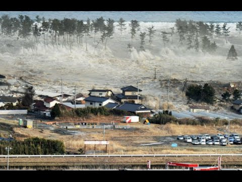 The MOST CATASTROPHIC TSUNAMI Footage Ever Caught On Camera | 2017 Destructive Japanese Tsnuami