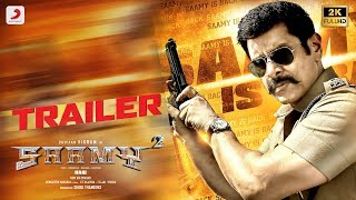 Saamy Square - Theatrical Trailer