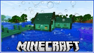 Can you Build a House with Blocks Only Found Underwater?