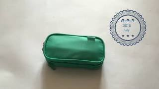 What is in my pencil case? (Kalem kutumda neler var?) Temmuz / July - 2016