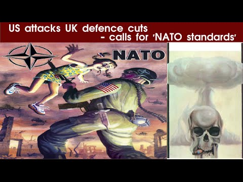 US attacks UK defence cuts - calls for 'NATO standards' | Latest #News
