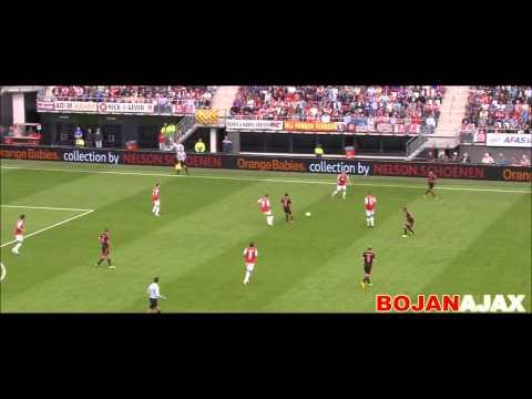 Bojan Krkic Ajax (Skills) HD