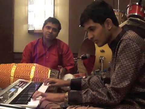 Anjali Anjali Pushpanjali on Keyboard