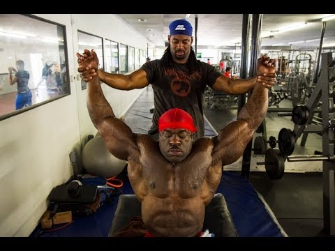 Kali Muscle: Sports Massage [deep Tissue] video