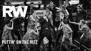 Watch Robbie Williams Puttin On The Ritz video