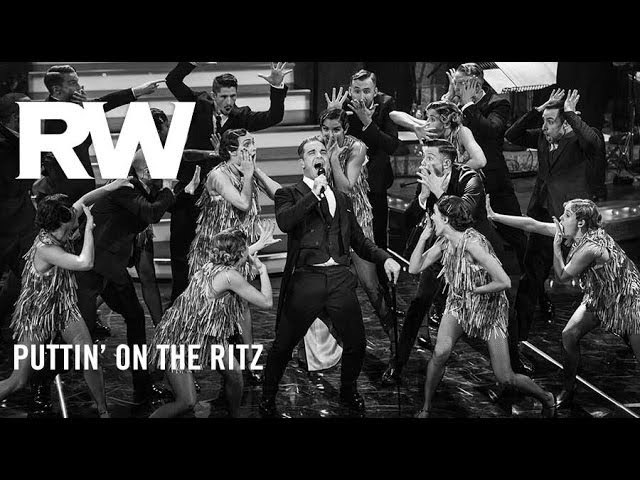 Robbie Williams  39Puttin39 On The Ritz39  Swings Both Ways Official Track