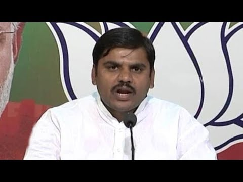 BJP VishnuVardhan Reddy Press Meet LIVE - TV9 Telugu