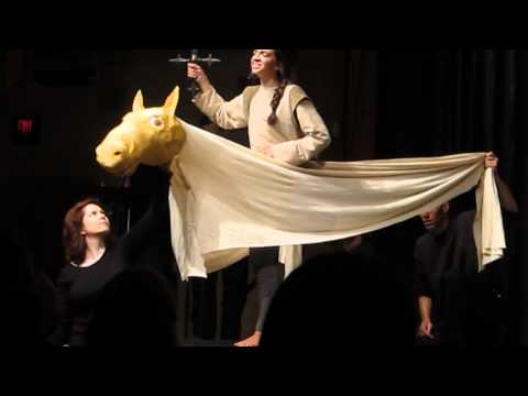 St Joan of Arc - Clips from Summer Production, 600th Birthday of St Joan of Arc