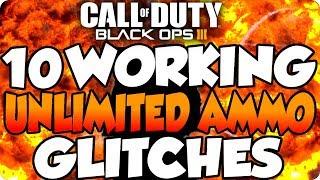 BO3 Zombie Glitches: 10 Working Unlimited Ammo Glitches - Black Ops 3 Glitches