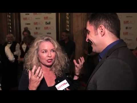 """Patricia Rozema At The """"Into The Forest"""" TIFF Premiere With Arthur Kade"""