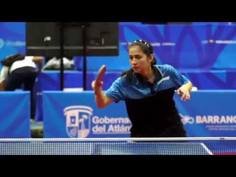 Primer Entreno Del Equipo De Tenis De Mesa En Barranquilla