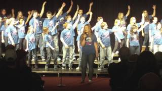 Spring Lake Park Encore choir 1 of 2