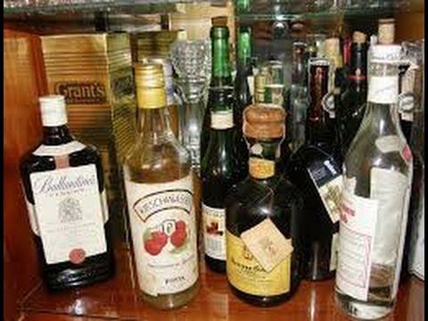 Las medicinas y los preparados para el tratamiento del alcoholismo
