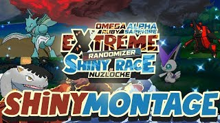 EXTREME SHINY MONTAGE! Best Pokemon Shiny Montage Ever!