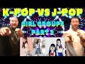 Lagu KPOP VS JPOP REACTION VIDEO [GIRL GROUPS SUMMER 2017]
