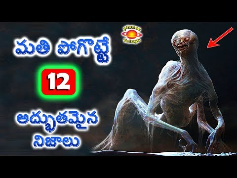 12 interesting Facts In Telugu | 12 Top Most Amazing Facts | Surprising Facts by Planet Telugu