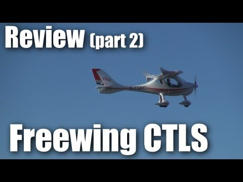 FreeWing CTLS review (part 2)