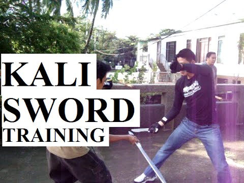 Eskrima Training Session : Rapido Realismo Kali Image 1