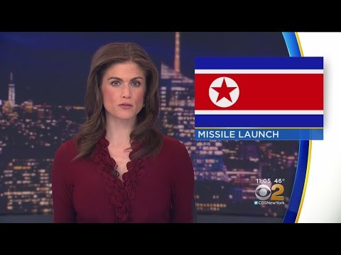 North Korea Launches Another Missile