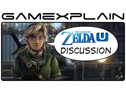 Zelda U Discussion - Gameplay Ideas (Wii U Nintendo Direct)