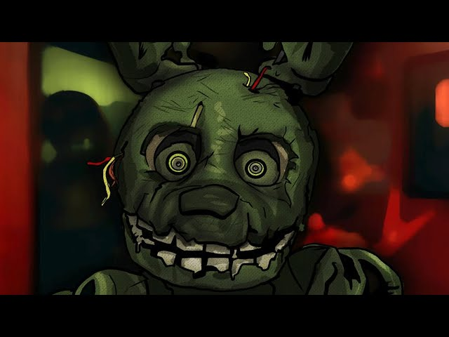 FIVE NIGHTS AT GMOD - Five Nights at Freddy's Gmod Horror Map Moments!