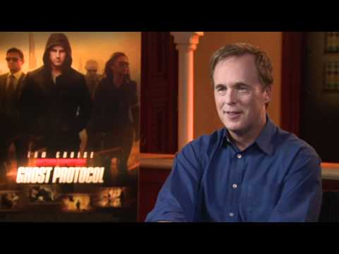 MISSION IMPOSSIBLE: GHOST PROTOCOL: Brad Bird's Dubai Interview
