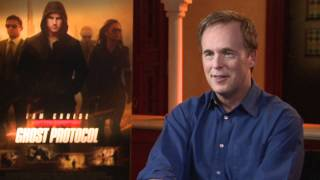 MISSION IMPOSSIBLE: GHOST PROTOCOL: Brad Bird's Dubai Interview