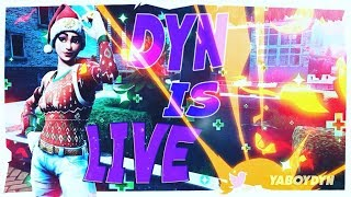 Fortnite with Dyn - PC Player w/ Xbox Controller - Dyn Fortnite Stream
