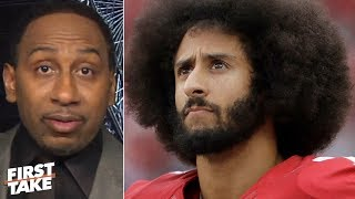 Were Redskins serious about considering signing Colin Kaepernick? | First Take