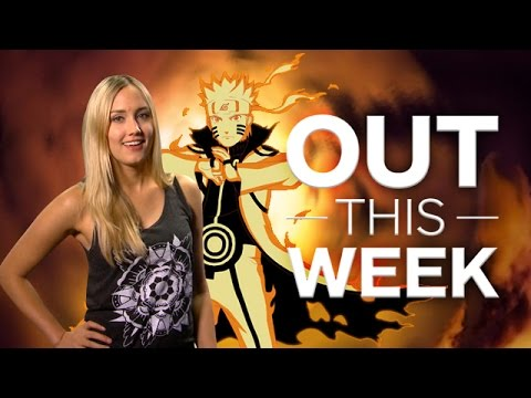 Out This Week: Naruto, Cooking Mama 5 & More - Ign Daily Fix video