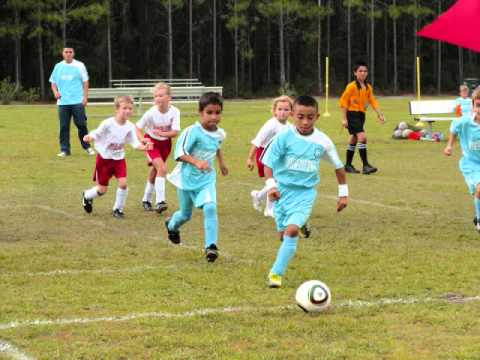 Days after turning 7 years old, this soccer phenomenon has scored an unbelievable 48 goals in his first 5 games of the spring 2010 season. With only 5 games ...