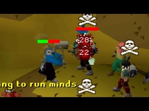 Runescape 2007 G Maul Pk Commentary #2 - So Wreck3d