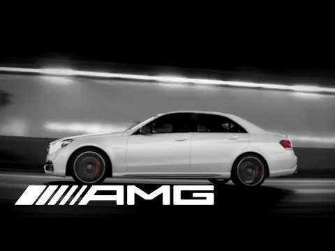 "E 63 AMG S-Model ""Opposites Attract"""