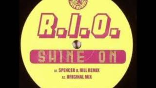 Watch Rio Shine On spencer  Hill Mix video