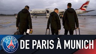 DE PARIS A MUNICH with Neymar Jr, Kylian Mbappé, Edinson Cavani