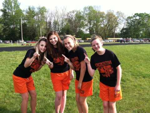 Newcomerstown Middle School Track Pics - 2012