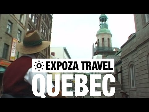 Ville de Québec Travel Video Guide