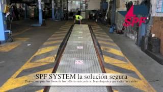 Download SPF SYSTEM la solución segura y de protección para los fosos de los talleres mécanicos 3Gp Mp4