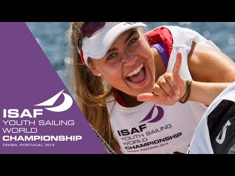 2014 ISAF Youth Worlds - 420 Boys and Girls Final Highlights