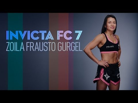 Invicta FC 7: Zoila Frausto Gurgel Interview