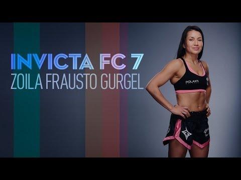 Invicta FC 7: Zoila Frausto Gurgel Interview