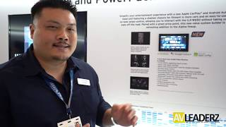 Best of CES 2019 with Alpine Electronics