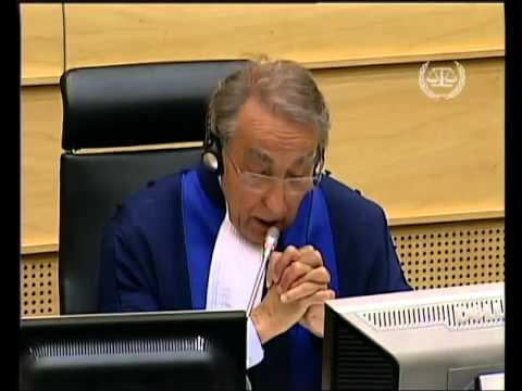 (Version SWAHILI) Germain Katanga condamné à 12 ans d'emprisonnement - 23 mai 2014