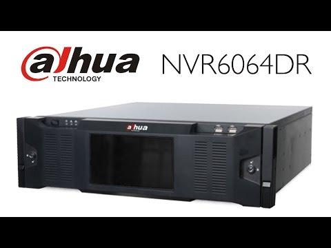 Dahua NVR6064-DR - Unboxing & Build