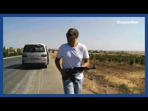 Jihad in Syria: Journey to the Syrian War | European Jihadi part one | Guardian Investigations