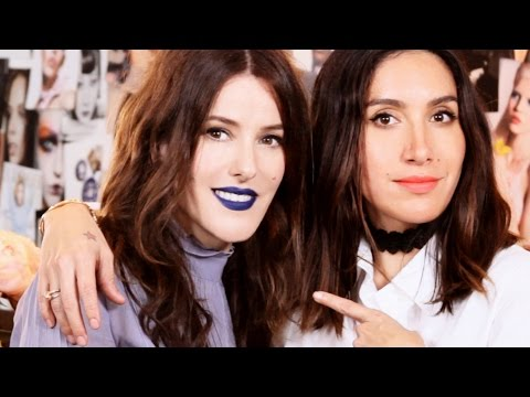 Makeup and Hair Tips & Chat - Getting ready with Jen Atkin