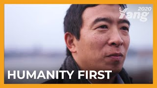 Humanity First | Andrew Yang for President