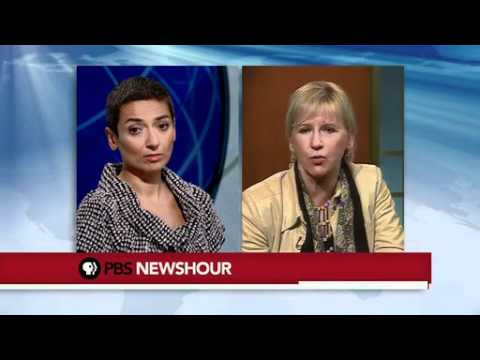 Pbs: Zainab Salbi Discusses The Rape Epidemic In Dr Congo video