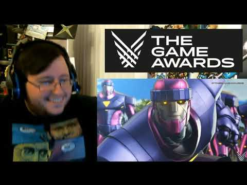 Marvel Ultimate Alliance 3 REVEAL Trailer! - The Game Awards 2018 LIVE Reaction